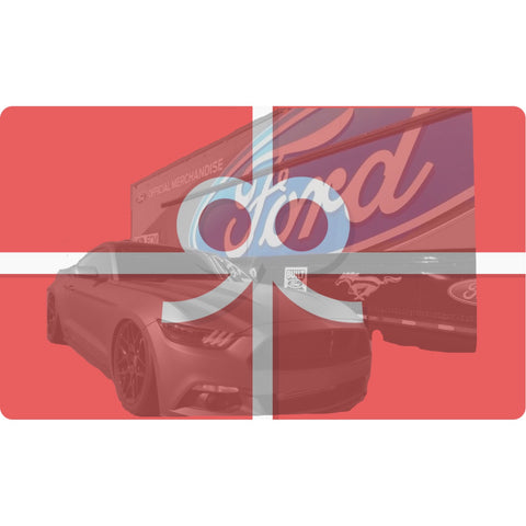 Ford Mustang Gift🎁Cards