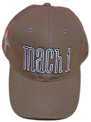 Mach 1 hat charcoal gray
