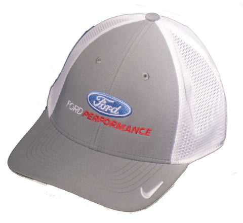 Ford mustang NIKE brand flex fit running horse hat