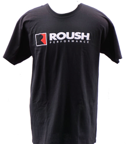 Roush Performance two sided black t shirt