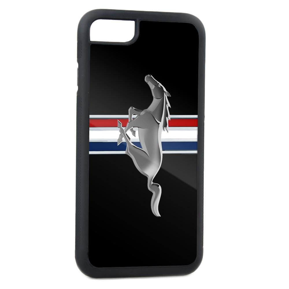 "Ford Mustang ""Tri-Bar"" style logo phone cover for iPhone 6+"