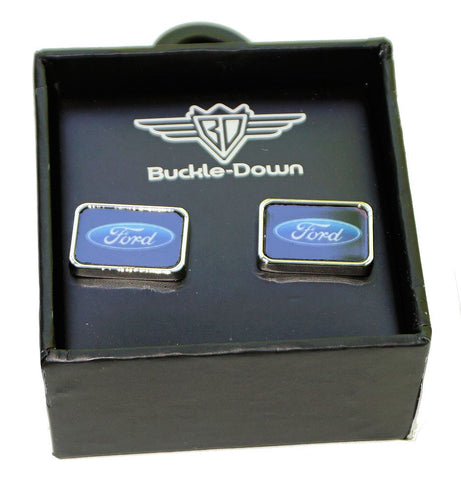 Ford Oval cuff links