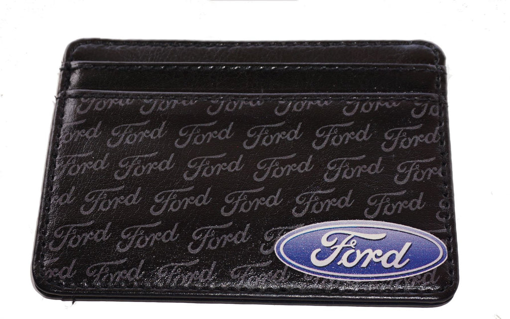 Ford oval repeat design weekend wallets