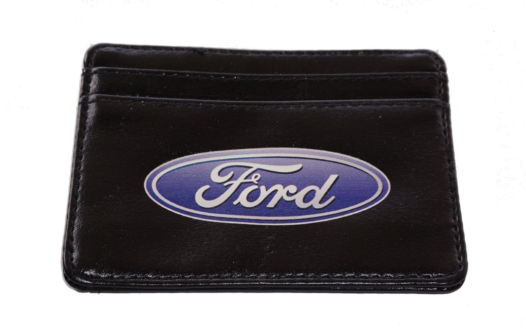 Ford oval weekend wallets