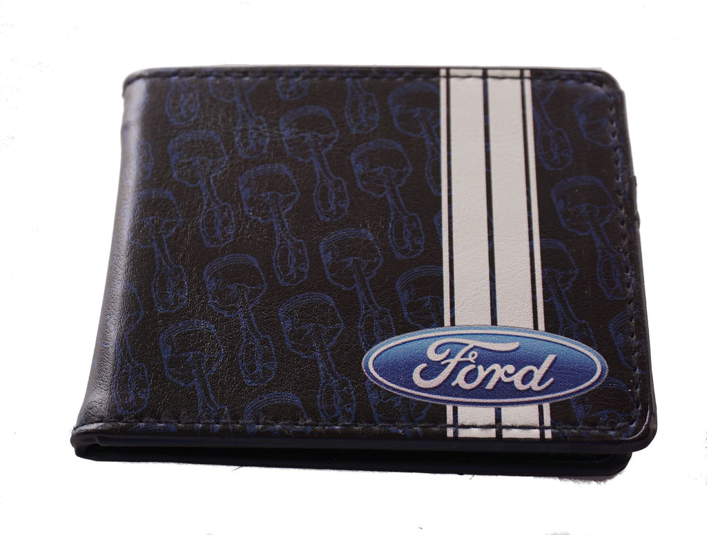Ford striped wallets