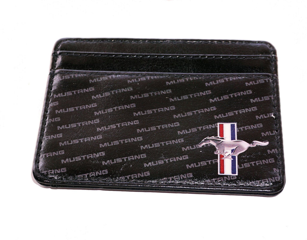Ford Mustang weekend wallets (repeat logo)