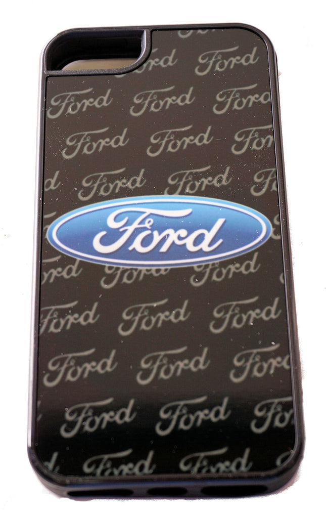 "Ford ""repeat"" style logo phone cover for iPhone 7+"