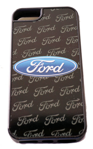 "Ford ""repeat"" style logo phone cover for iPhone 5"