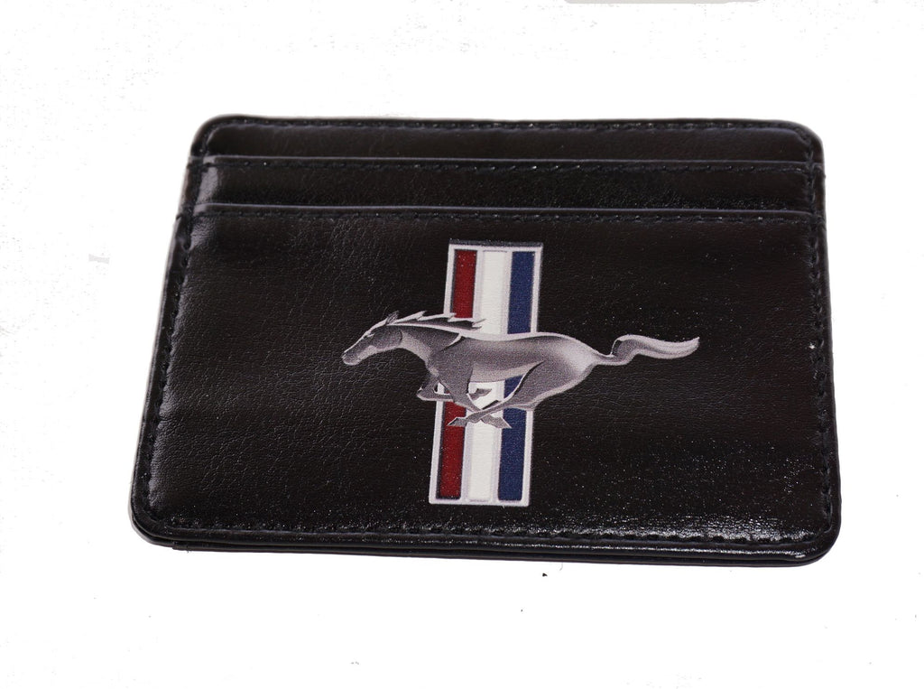 Ford Mustang weekend wallets (tri bar logo)