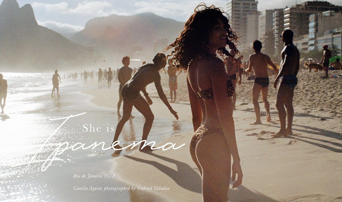She is Ipanema