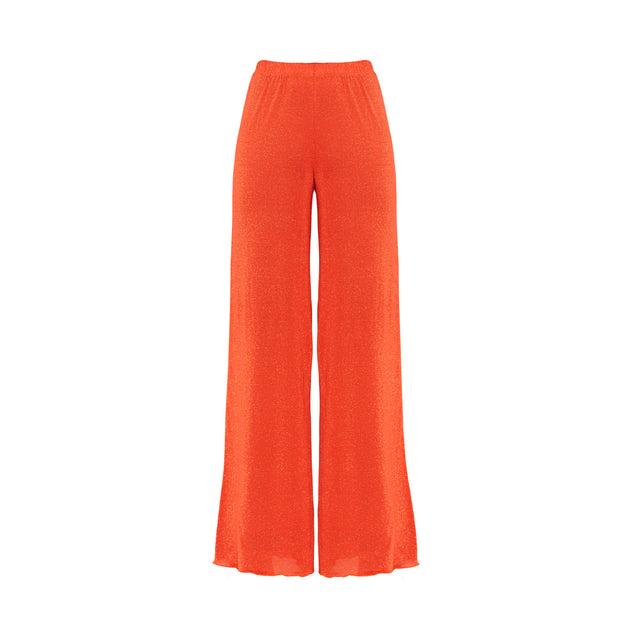 Calvi Lounge pant in Campari
