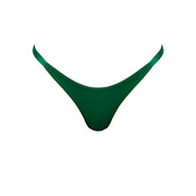 Rocha Emerald cheeky bikini Bottoms