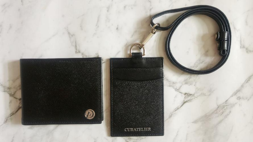 "Curatelier ""COURAGE"" Christmas Gift Set For Him (It's A Steal!)"