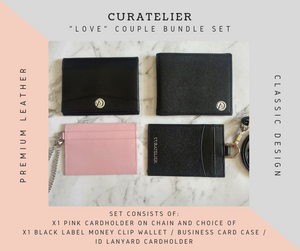 "Curatelier ""LOVE"" Couple Bundle Gift Set"