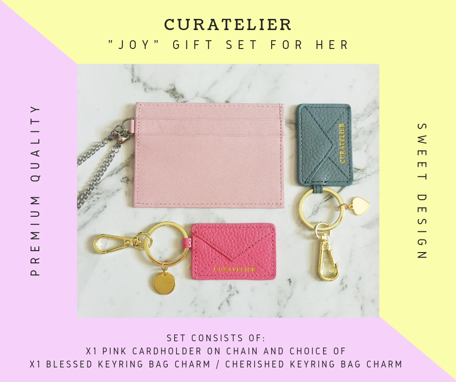 "Curatelier ""JOY"" Gift Set For Her"