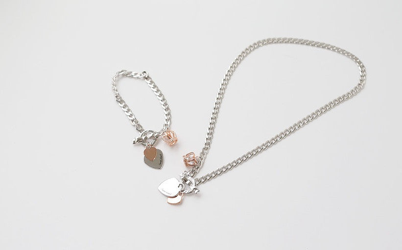 IOTC Crown Of Love Necklace (Front View)