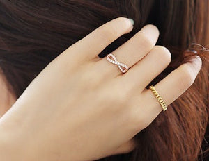 IOTC Now And Forever Promise Ring (Model View)