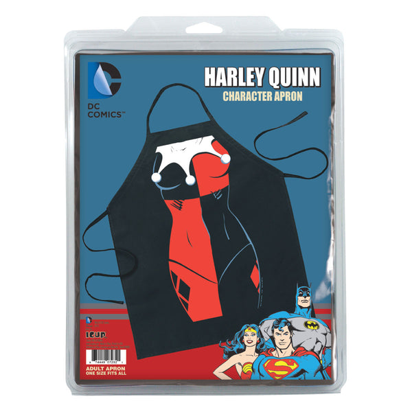 Harley Quinn Character Adult Apron