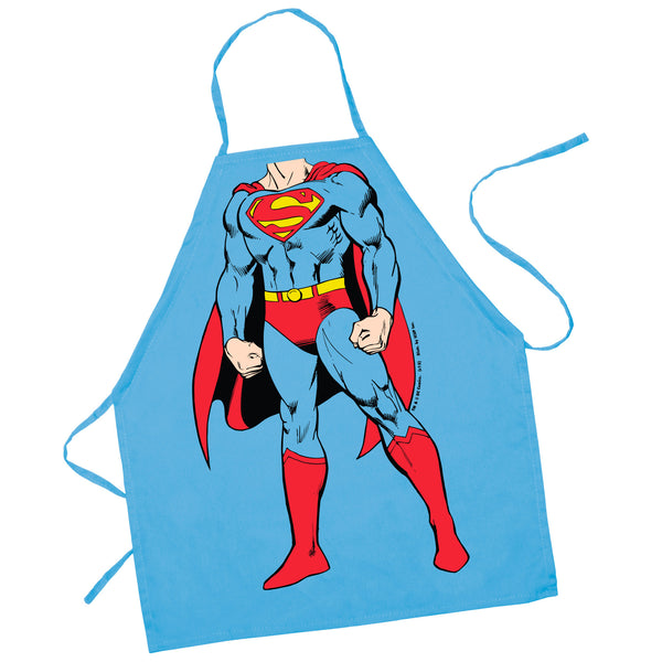 Superman Character Kids Apron