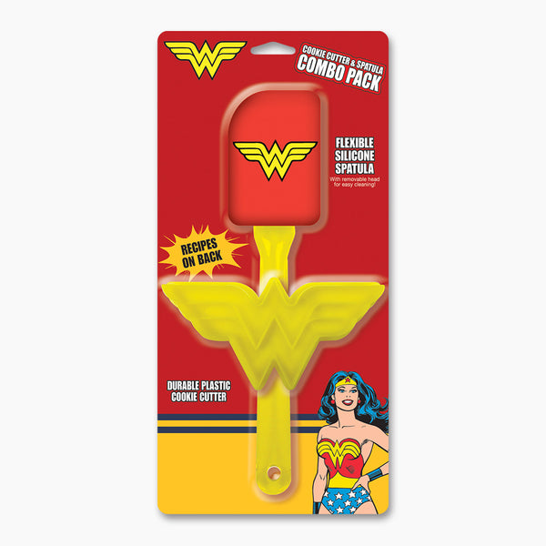Wonder Woman Combo Pack