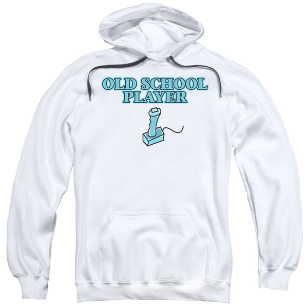 Gaming Old School Player Adult Hoodie