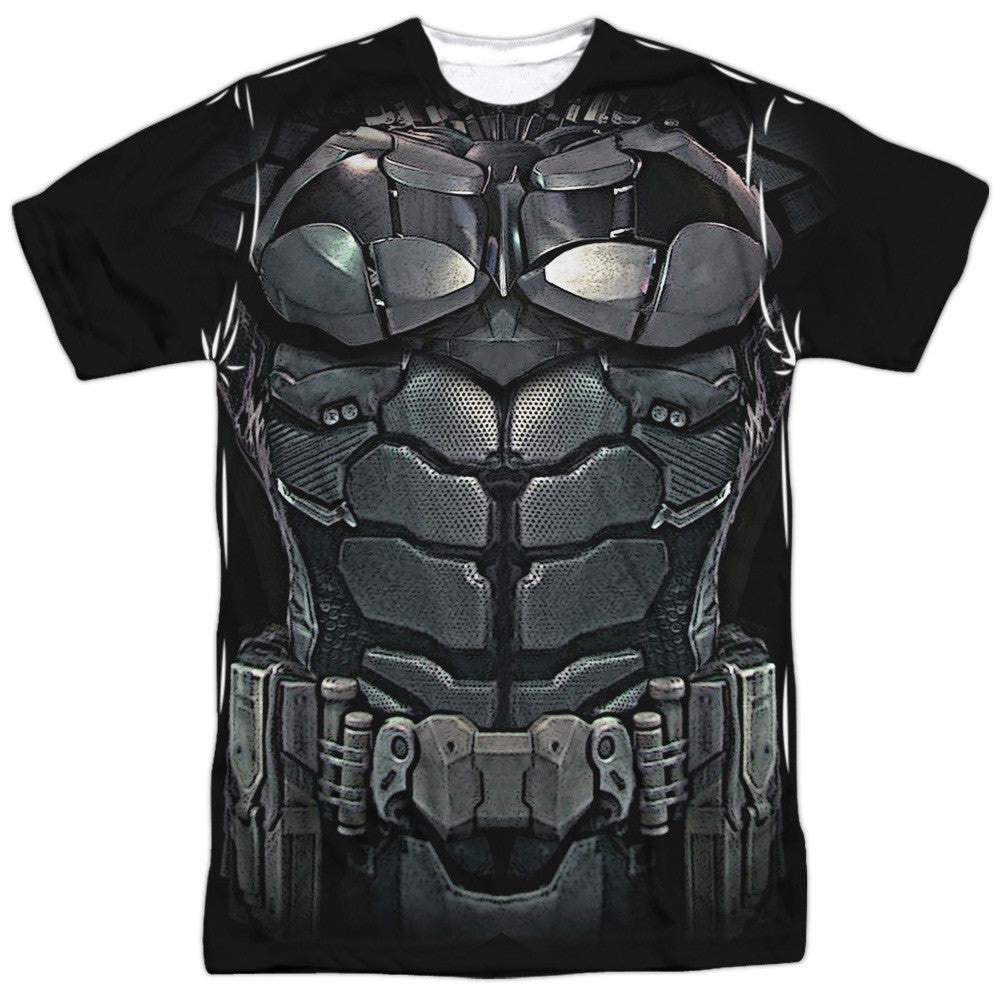 Batman Arkham Knight Uniform Adult Tee - Front Print Only