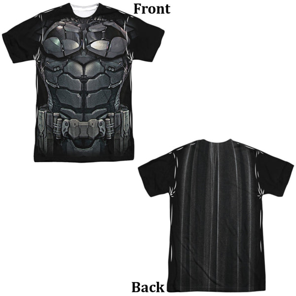 Batman Arkham Night Uniform Adult Tee - Front and Back Print