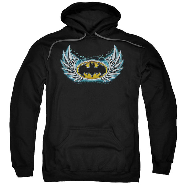 Batman Steel Wings Adult Hoodie