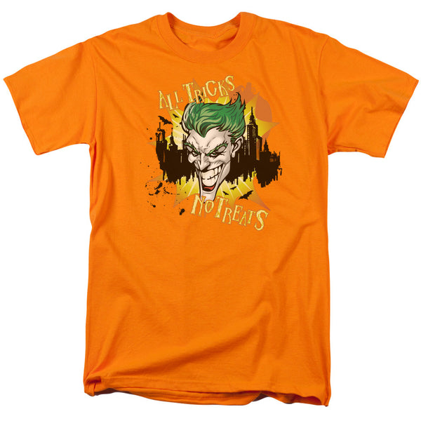 Joker All Tricks No Treats Adult Tee