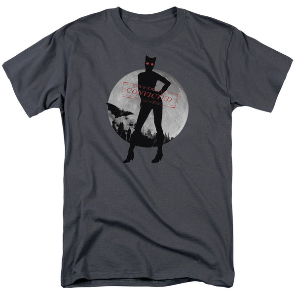 Catwoman Convicted Adult Tee