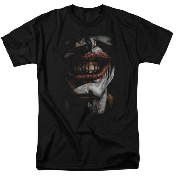 Joker Smile of Evil Adult Tee