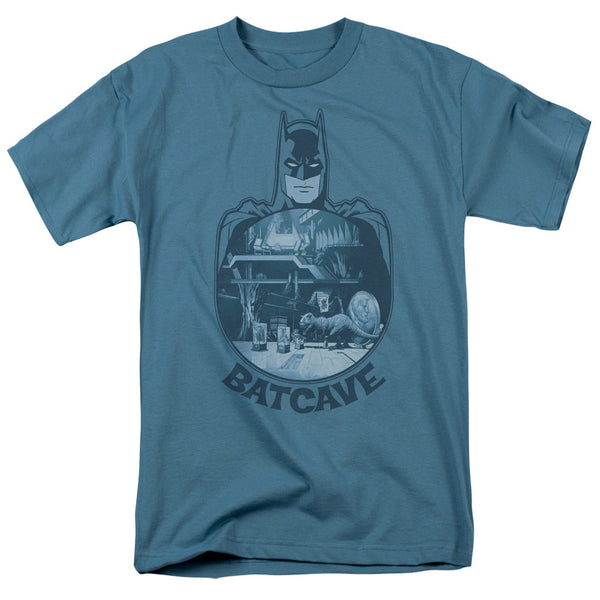 Batman Batcave Adult Tee