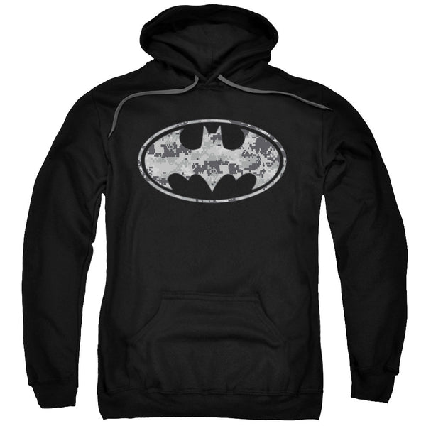 Batman Urban Grey Camo Adult Hoodie
