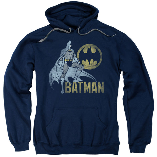 Batman Knight Watch Adult Hoodie