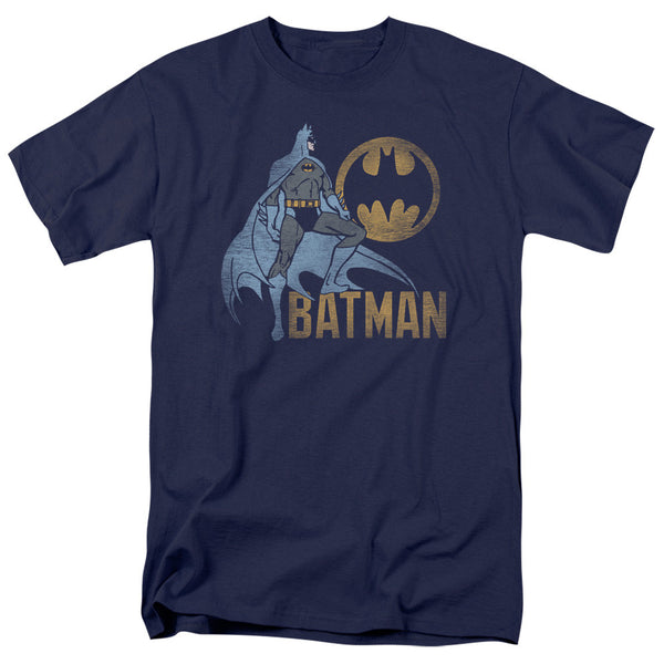 Batman Knight Watch Adult Tee