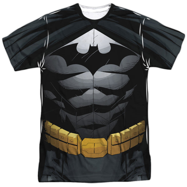 Batman Uniform Adult Tee - Front Print Only