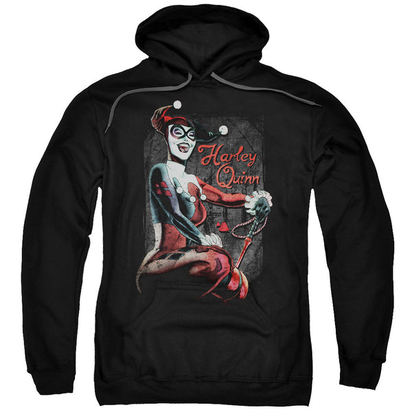 Harley Quinn Laugh It Up Adult Hoodie