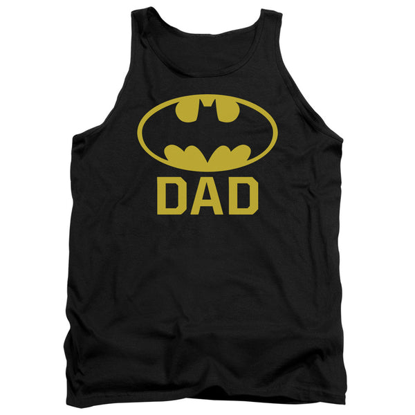 Bat Dad Adult Tank Top