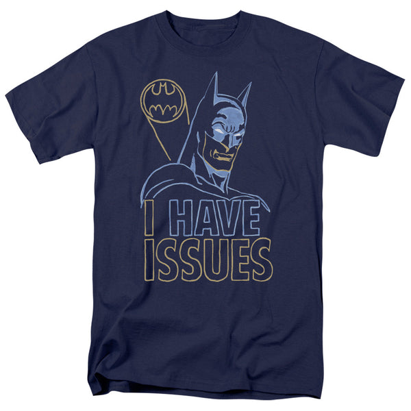 Batman Issues Adult Tee
