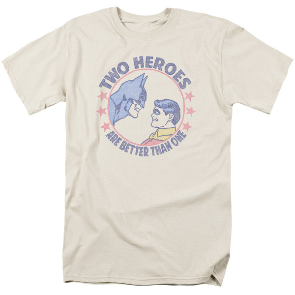 Batman/Robin Two Heroes Adult Tee