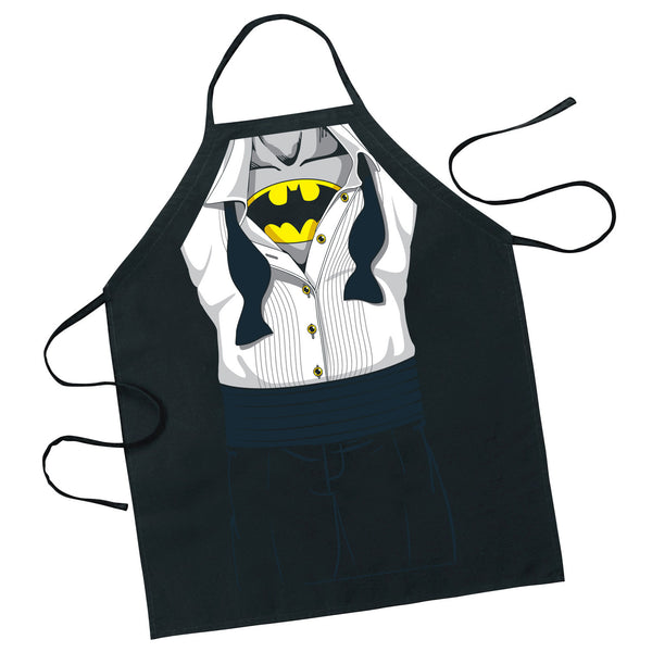 Batman Character Revealed Adult Apron
