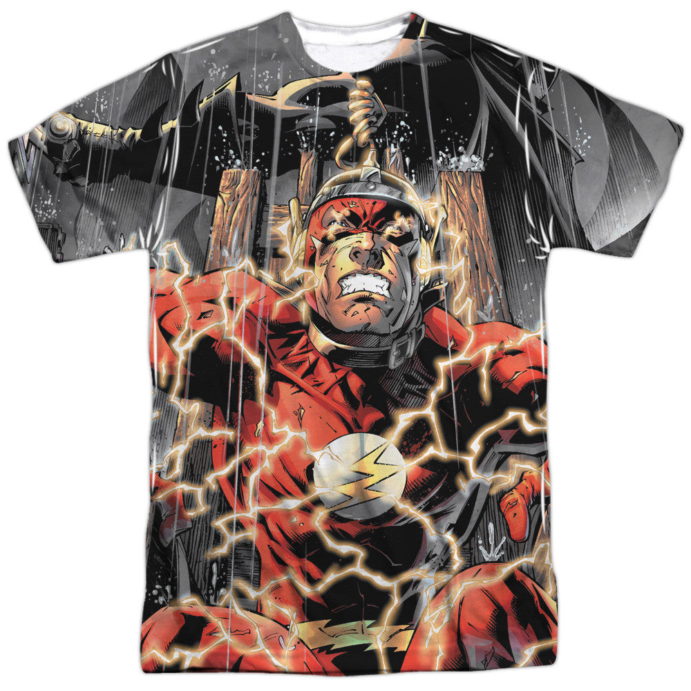Flash Shock Therapy Adult Tee - Front Print Only