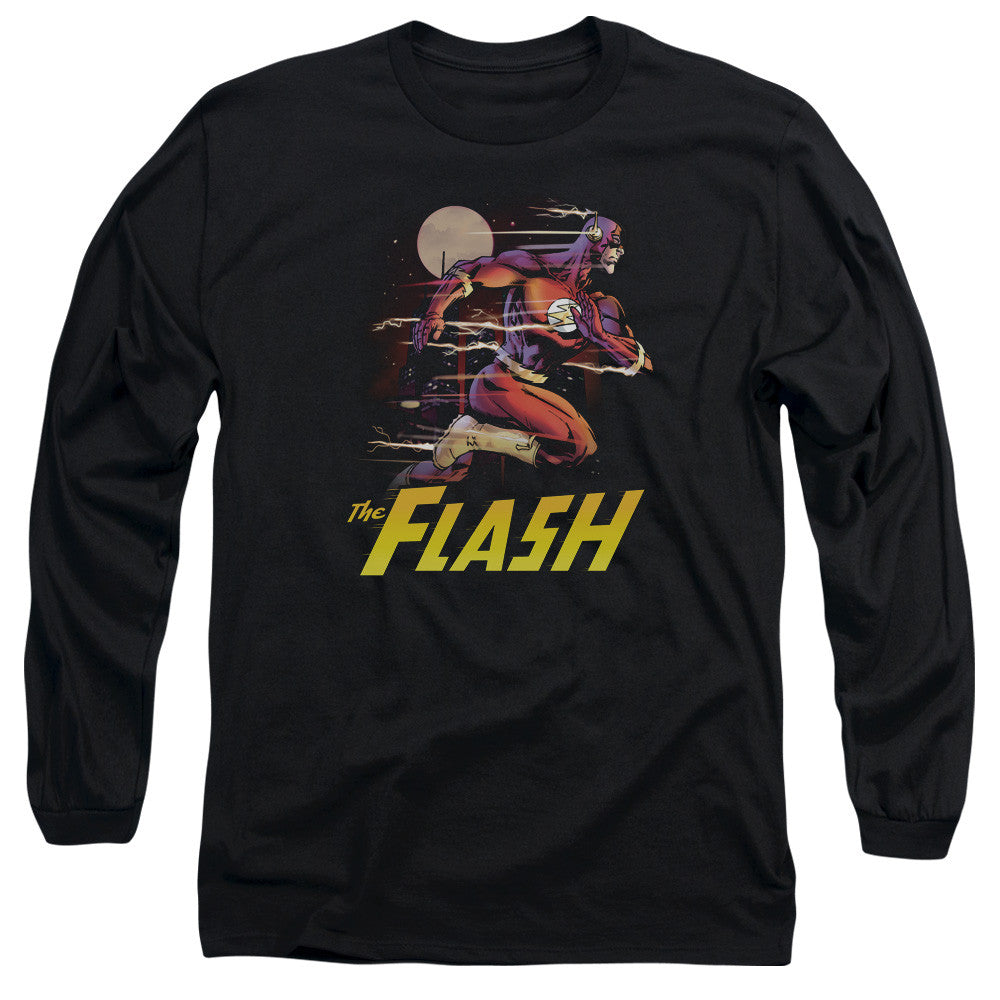 Flash City Run Adult Long Sleeve