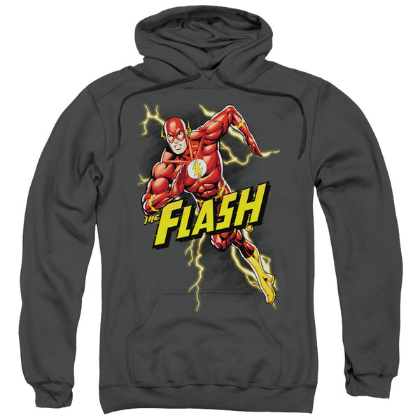 Flash Bolt Run Adult Hoodie