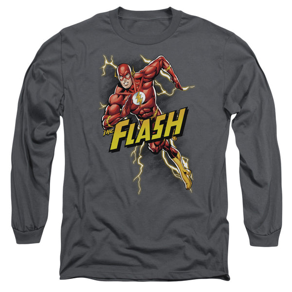 Flash Bolt Run Adult Long Sleeve