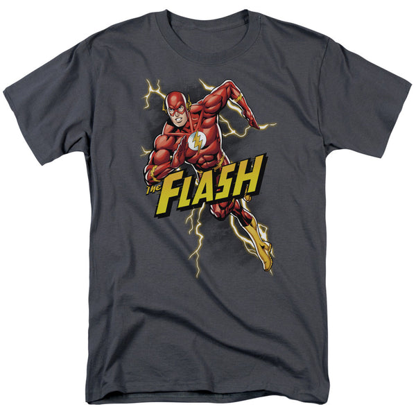 Flash Bolt Run Adult Tee