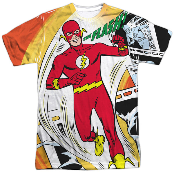 Flash Filmstrip Adult Tee - Front Print Only