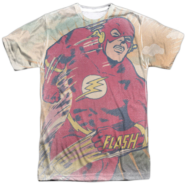 Flash Daytime Run Adult Tee - Front Print Only