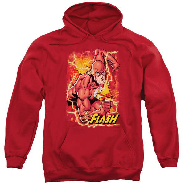 Flash Lightning Adult Hoodie