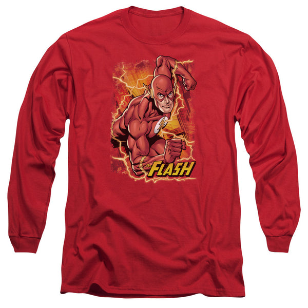 Flash Lightning Adult Long Sleeve